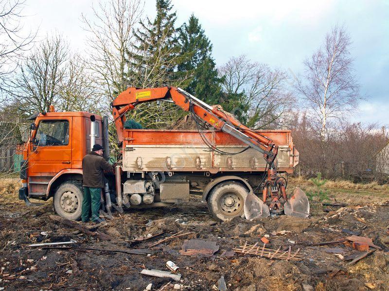 вывезем строительный мусор