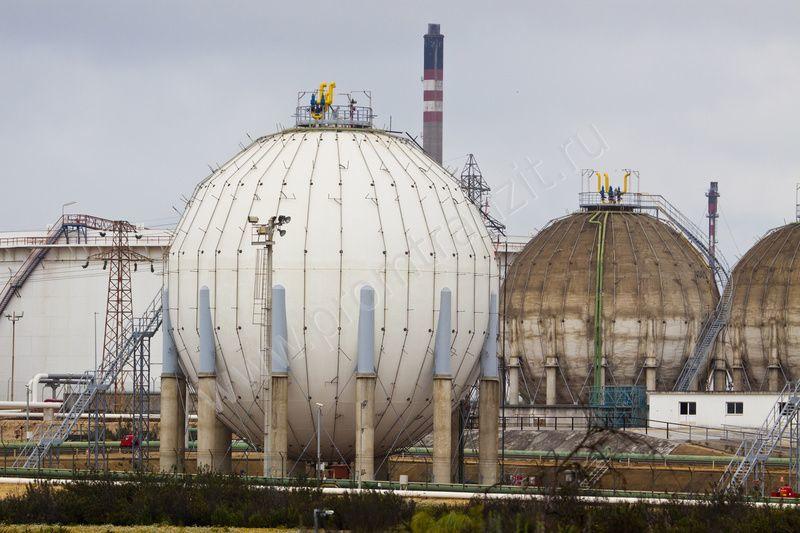 зачистка резервуара от нефти